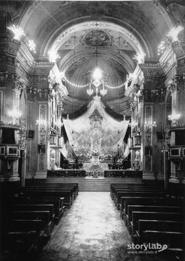 Interno Chiesa Di San Michele Storylab
