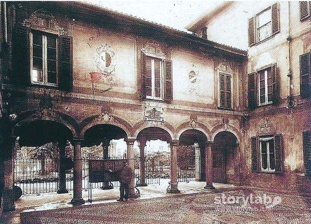 Ex filanda giambarini prima sede dell 39 istituto italiano for Dove ha sede il parlamento italiano