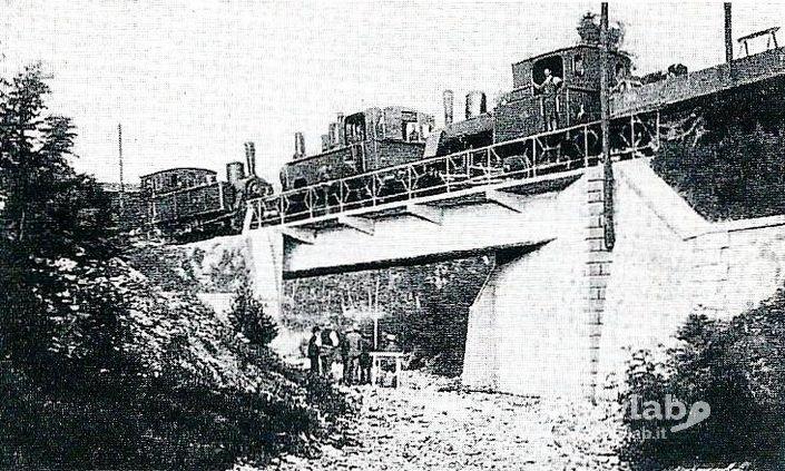 Collaudo ponte sul torrente morla della f v b storylab for Ponte sul davanti della casa