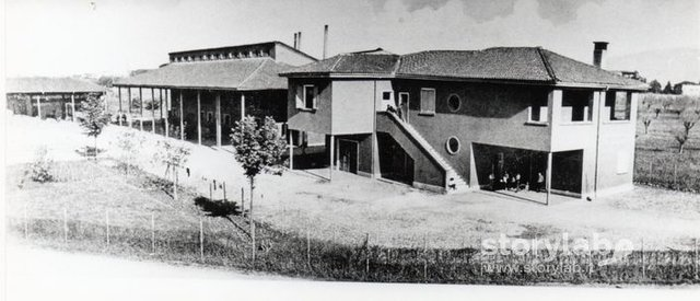 Sabbio cascina colonica macall storylab for Casa colonica coloniale