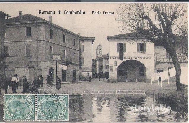Matrimonio Romano Di Lombardia : Romano di lombardia porta crema storylab